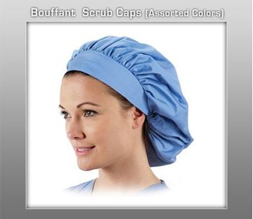 Picture of BOUFFNT CAP BLUE