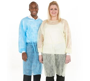 Picture of MEDICOM ISOLATION GOWN XL