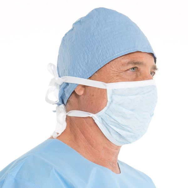 tie on surgical mask