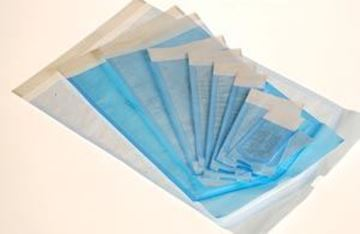 Picture of STERILIZATION POUCHES 10x15