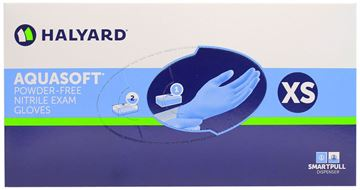 Picture of HALYARD AQUASOFT GLOVES X-SMALL