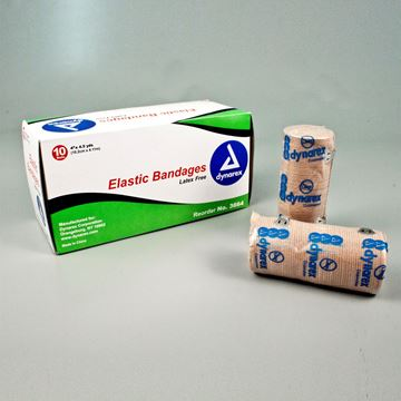 "Picture of ELASTIC BANDAGE 3"" LF"