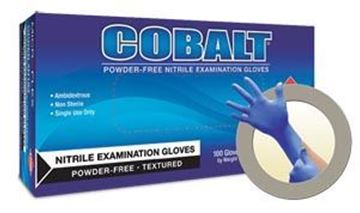 Picture of MICROFLEX COBALT P/F NITRILE SMALL