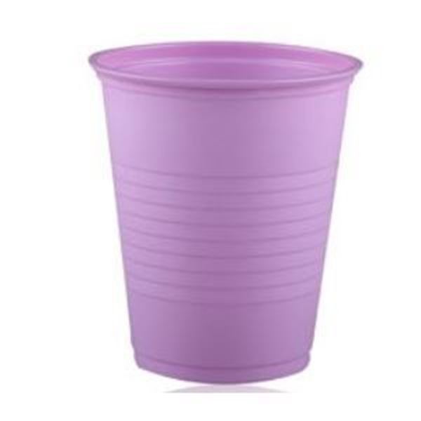 Picture of CROSSTEX 5 OZ PLASTIC CUPS- LAVENDER