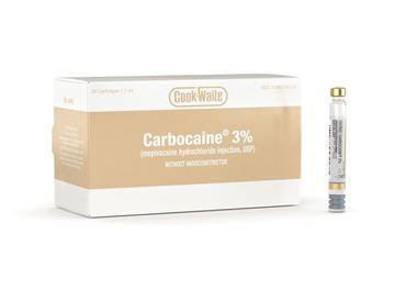 Picture of CARESTREAM CARBOCAINE 3%