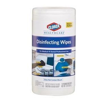 Picture of  CLOROX DISINFECTING  WIPES