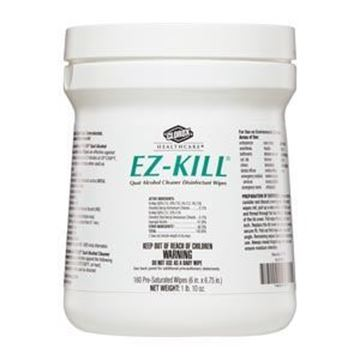 Picture of  CLOROX EZ KILL  DISINFECTING  WIPES