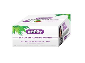 Picture of ZOOBY VARNISH- GROWLIN' GRAPE