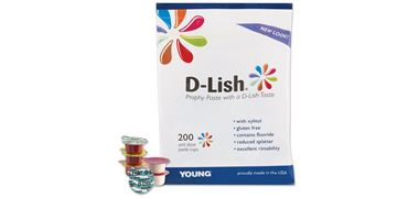 Picture of YOUNG DENTAL D-LISH PROPHY PASTE