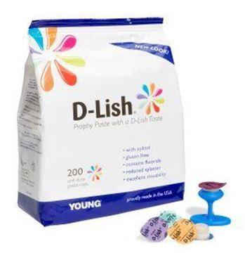 Picture of D-LISH EZ PACKS CONTRA-MINT MEDIUM