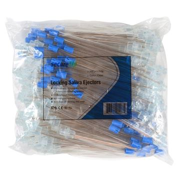 Picture of SECURE TIP LOCKING SALIVA EJECTORS